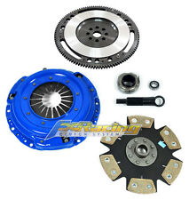 FX STAGE 4 RACE RIGID CLUTCH KIT & CHROMOLY FLYWHEEL 1990-1991 ACURA INTEGRA B18