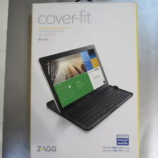 ZAGG Cover Fit Bluetooth Keyboard Samsung 12.2 In Galaxy Note Pro Tab Pro