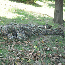 Camouflage 3D leaf GHILLIE CS SUIT Jungle Sniper Camo Military Hunting Clothes