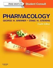 New-Pharmacology by George M. Brenner 4ED INTL ED