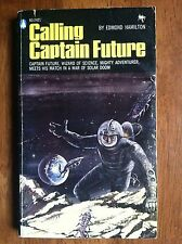 Edmond Hamilton CAPTAIN FUTURE Calling Captain Future 1967 Great Cover Art L@@K!