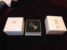 SWAROVSKI AIR BALLOON RARE  lead crystal mint condition with all boxes complete
