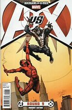 MARVEL COMICS A VS X #9 OCTOBER 2012 1:25 PROMO VARIANT AVENGERS VS X-MEN NM