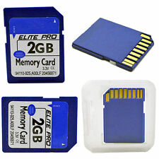 2G 2GB C4 SD Card Flash Memory Card Secure Digital Memory Card For Tablet Camera