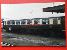PHOTO  PULLMAN COACH - CAR NO 353
