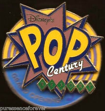 Disney Pin: WDW Cast - Disney's Pop Century Resort: Grand Opening 2003 (LE 2000)