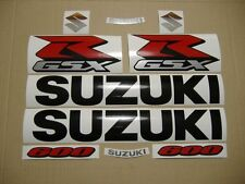GSX-R 600 2007 full decals sticker graphics kit set k7 adhesives autocollants 07