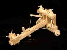 The Ballista - Timberkits Self-Assembly Wooden Construction Moving Model Kit