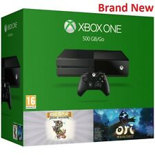 Brand New Xbox One 500gb console con raro replay e ORI Games