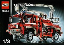 NEW Lego Technic 8289 FIRE TRUCK Sealed - Ships World Wide