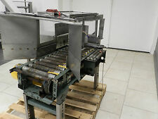 Mortorised roller conveyor with side transfer