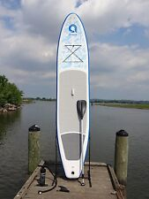 12' Inflatable Stand Up Paddleboard w/ Paddle (6'' Thick) Avenli 365B