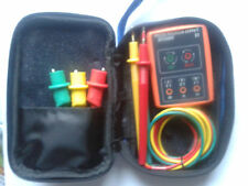 3 Phase and Rotation tester