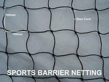 Barrier Netting  for Basketball / Soccer / Football - 10m x 5m