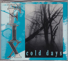 Fix - Cold Days CD 1994 GERMANY PRESS Meatmen Blight Necros Negative Approach HC