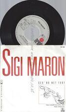 """7""""SIGI MARON--GEH NO NET FURT"""