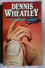 STAR OF ILL-OMEN by Dennis Wheatley (Arrow Paperback 1979)