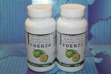 2, 100%, Pure Garcinia Cambogia, Extract, garcina, Weight Loss, NUTRARELLI