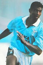 Football Photo ARON WINTER Lazio 1992-93