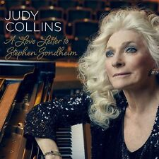 JUDY COLLINS - A LOVE LETTER TO STEPHEN SONDHEIM CD Liaisons Send in the Clowns