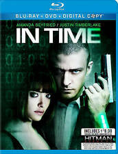 In Time (Blu-ray/DVD, Includes Digital Copy)