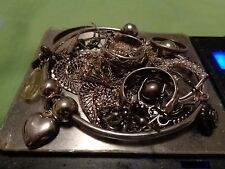 Sterling Silver Scrap or Not Lot of Mixed Jewelry Pieces !!!!!!!