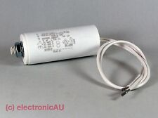 8uF RunCapacitor ICAR Insulated Leads 400/450V motor dryer pump drill spa wash