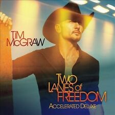 Two Lanes Of Freedom [Accelerated Deluxe Edition], Tim McGraw, New