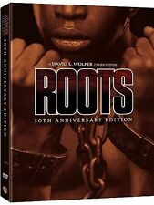 Roots: 30th Anniversary Edition Complete Series DVD Box Set Factory Sealed + NEW