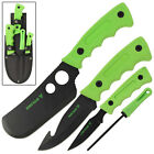 Mean Green Zombie Killer Wild Game Hunting Camping Fishing 4pcs All In One Kit
