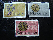 PORTUGAL - timbre yvert et tellier n° 981 a 983 n** (A21) stamp