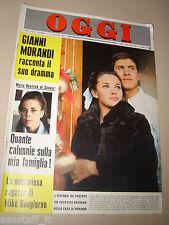 OGGI=1967/3=GIANNI MORANDI=DANIELA BENECK=JEAN SHRIMPTON=DONALD CAMPBELL=