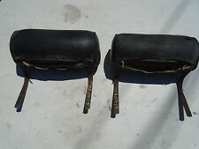 PORSCHE 901 911 912 356 HEADREST HEADRESTS HEAD REST SWB C SC B S SEAT EARLY