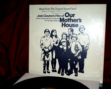 'OUR MOTHER'S HOUSE' - Original Georges Delerue Stereo LP Soundtrack, NM