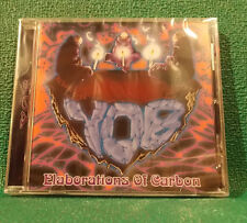 YOB Elaborations of Carbon 2002 12th Records Original Release on CD