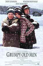 GRUMPY OLD MEN Movie POSTER 11x17 Jack Lemmon Walter Matthau Ann-Margret Burgess