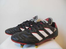 ADIDAS VINTAGE 1999 PREDATOR FOOTBALL BOOTS - UK,9