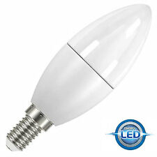 PowerSave® 6w LED Small Screw Cap SES E14 Candle 2700k Warm White 40w/60w ~s8228
