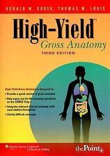 High-Yield™ Gross Anatomy (High-Yield™ Series)