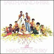 Head To The Sky - Earth Wind & Fire (1989, CD NEUF) CD-R