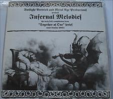INFERNAL MELODIES  __   P*R*O*M*O* GRIMOIRE GM 005   __   V/A - CD SAMPLER