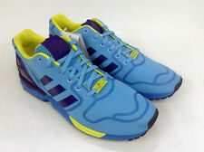 adidas Originals ZX Flux Aqua ZX8000 Torsion Techfit Blue EQT Rare UK 10