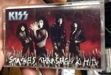 Smashes Thrashes & Hits by KISS Orig 1988 Cassette