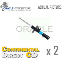 2 x CONTINENTAL DIRECT FRONT SHOCK ABSORBERS STRUTS SHOCKERS OE QUALITY GS3017FL