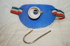 "11"" VINTAGE PLASTIC FISHING ROD BELT POLE HOLDER"