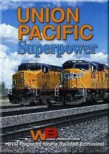Union Pacific Superpower DVD WB C&NW SP AC60CW C44AC