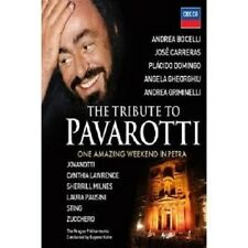 THE TRIBUTE TO PAVAROTTI- ONE AMAZING WEEK IN PETRA (BLU-RAY)  BLU-RAY NEUWARE