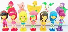 STRAWBERRY SHORTCAKE 12 Figure Set PVC TOY Cake Topper LEMON MERINGUE Berrykins!