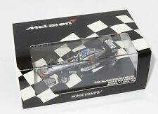 1/43 McLaren Mercedes MP4-98T Twin Seater Mika & Erja Hakkinen
