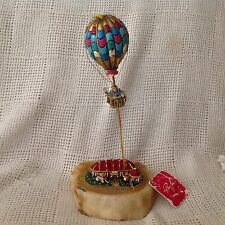 Vintage Ron Lee Clown Figurine 1987 HIGH ABOVE THE BIG TOP LE #318/5500